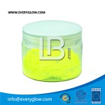 Everyglow LB-Y fluorescent yellow daylight color