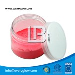 Everyglow LB-R red photoluminescent pigment
