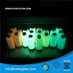 Textil fotoluminiscente