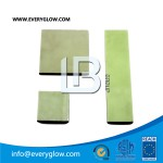 photoluminescent ceramic tile in daylight LB-CT