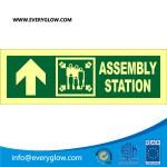 Assembly station up left