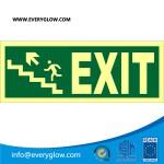 Exit left up