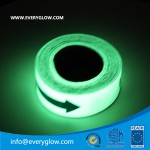 everyglow 50mm glowing arrow tape