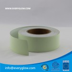 everyglow luminescent tape 2in daylight