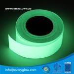 everyglow luminescent tape 2in glow in dark