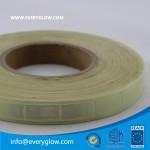 photoluminescent reflective tape  20mm rectangle daylight