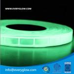 photoluminescent reflective tape  20mm rectangle glow