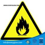 warning fire