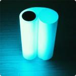 Everyglow silk-screen aqua luminescent film