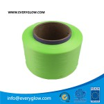 Green polyster yarn 150D