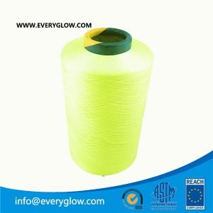 Yellow dty yarn 300d
