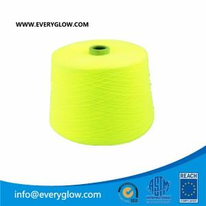 glow cotton bright yellow