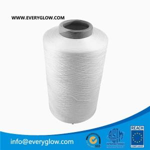 gray 300d dty polyster yarn