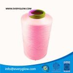 pink yarn 300d dty polyster