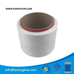 white polyster yarn 150D
